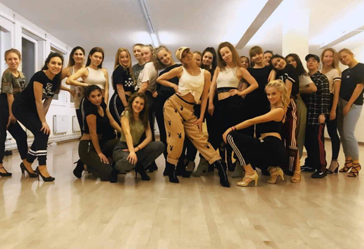 Heels & Lady Style Workshop | Dance-4-You, Konstanz