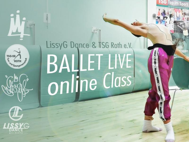 BALLET ONLINE CLASSES | Video Snippet