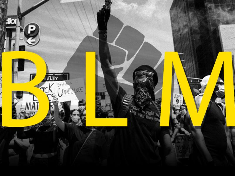 BLM | United we stand