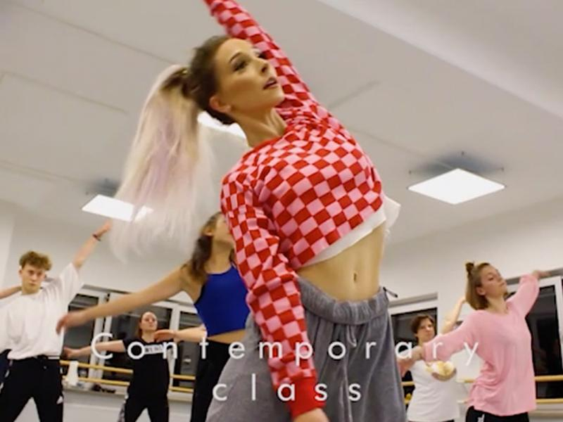 Contemporary & HipHop Workshops -