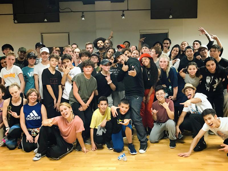 Electric Boogaloos Camp 2018 - Pulse Dance Studio, Calgary