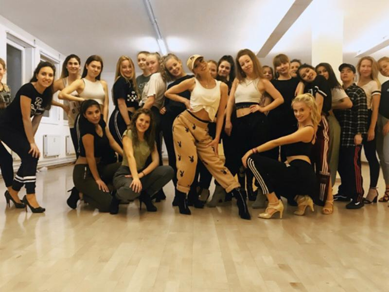 Heels / Lady Style Workshop - Dance-4-You, Konstanz