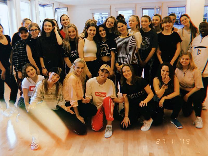 HipHop, Party- and Socialdance Workshop -