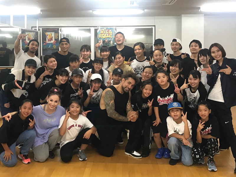 Partydance Workshop - Bechmark Dance Studio, Shimonoseki